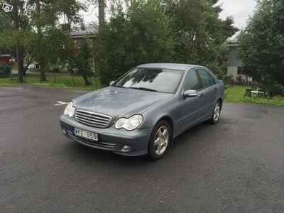 gebraucht Mercedes C200 Nybesiktad -05