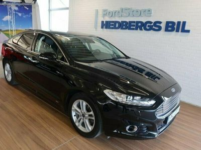 begagnad Ford Mondeo BUSINESS 5D 2.0TD 180HK AWD AUT
