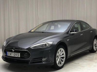 begagnad Tesla Model S 85