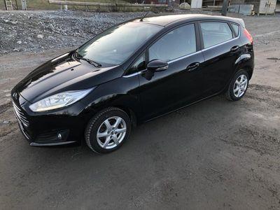 begagnad Ford Fiesta 5-dörrar 1.0 EcoBoost (100hk)