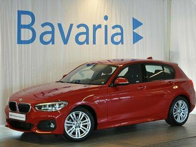 begagnad BMW 118 i 5-dörrars M Sport Euro 6 136hk