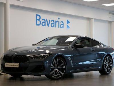 begagnad BMW M850 xDrive Coupé Aut Nypris 1 502.400:-