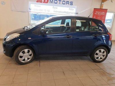 gebraucht Toyota Yaris 5-dörrar 1.0 VVT-i 69hk 0%Ränte -07
