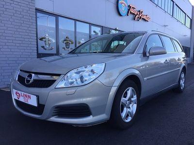 begagnad Opel Vectra 1,9 CDTI AUTOMAT BESIKTAD FIN BIL