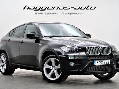 begagnad BMW X6 xDrive 40 d / 5-sits / SE SPEC