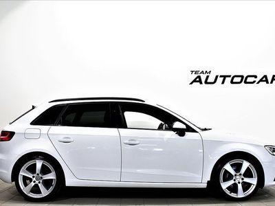 begagnad Audi A3 Quattro S-Tronic Euro 6 (Värmare,Drag)