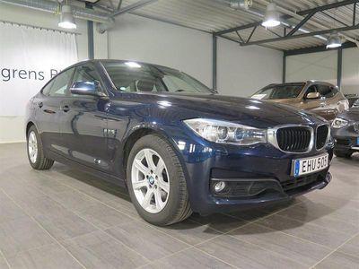begagnad BMW 320 Gran Turismo d F34 184hk