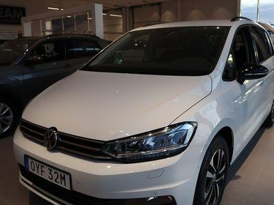 begagnad VW Touran 1.0 TSI