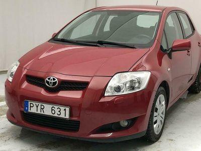 begagnad Toyota Auris 2.0 D-4D 5dr