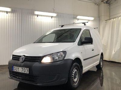 begagnad VW Caddy VW 1.6 TDI Skåp 2011, Transportbil 25 000 kr