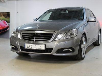 begagnad Mercedes E350 CDI BlueE. 7G Exclusive 231hk