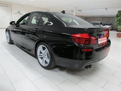 begagnad BMW 520 d Sedan 190 Hk Aut M-Sport / 19 tum / Drag / HiFi