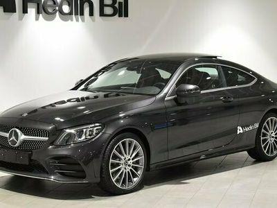 begagnad Mercedes C300 C BenzCoupe AMG Line DEMOBIL 2021, Sportkupé Pris 549 900 kr