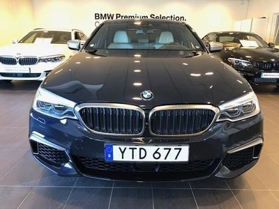 "begagnad BMW M550 i xDrive Sedan Ultimate edition 20"" M-sport"
