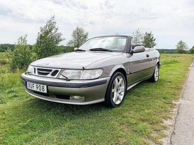 begagnad Saab 9-3 Cabriolet 2.0 Turbo