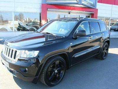 """begagnad Jeep Grand Cherokee 3.0 V6 CRD 4WD 241Hk""""Fullutrustad"""""""