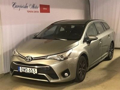 begagnad Toyota Avensis 1,6D Touring Sports Active