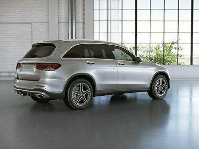 begagnad Mercedes 220 GLC Benzd 4MATIC 9G-Tronic Euro 6 2021, SUV Pris 508 850 kr