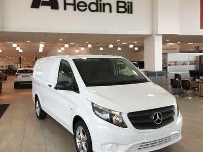 begagnad Mercedes Vito Benz 116 CDI SKÅP LÅNG DEMO 2019, Transportbil 381 125 kr