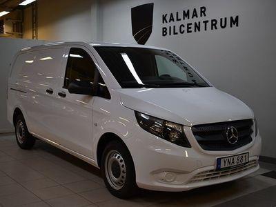 begagnad Mercedes Vito 111 CDI Lång -17