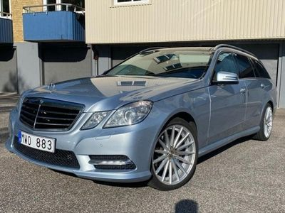 begagnad Mercedes E250 CDI 4MATIC