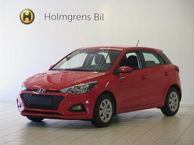 begagnad Hyundai i20 1.25 84hk 5d Life