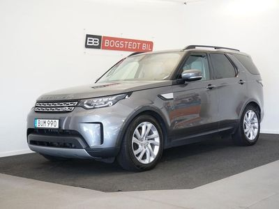 begagnad Land Rover Discovery 3.0 TDV6 7-säten, Drag