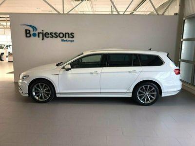 begagnad VW Passat Sportscombi 2.0 TDI 4Motion DSG Executive
