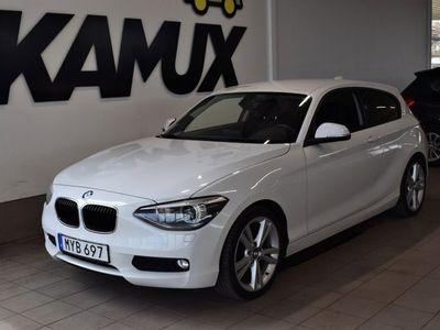 begagnad BMW 118 143 hk HEMLEVERANS | S&V |