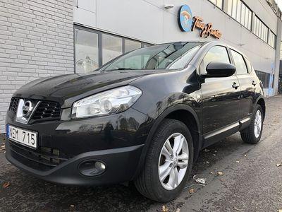 begagnad Nissan Qashqai 1,6 DCI LÅGAMIL PANORAMA PDC F