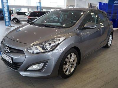 begagnad Hyundai i30 1.6 CRDi 110hk 5D -12