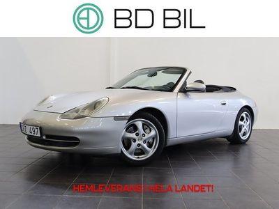 begagnad Porsche 911 Carrera 4 Cabriolet 911 996 HARDTOP