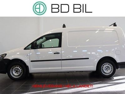 begagnad VW Caddy Maxi 1.6 TDI DSG 102 HK DRAG