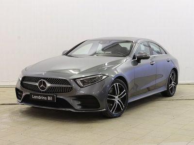 begagnad Mercedes CLS400 d 4MATIC AMG-Line