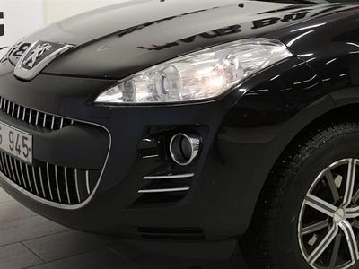 begagnad Peugeot 4007 2,2 HDI 7-SITS DRAG 4WD 2.99% RÄNTA
