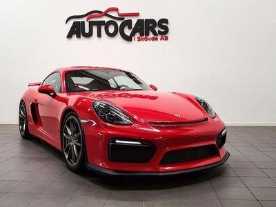 begagnad Porsche Cayman GT4 Clubsport Sv-såld