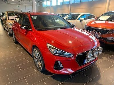 begagnad Hyundai i30 1.0 Turbo Launch Edition