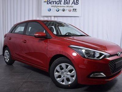 begagnad Hyundai i20 1.2 Comfort / 2253:-/Privatleasing