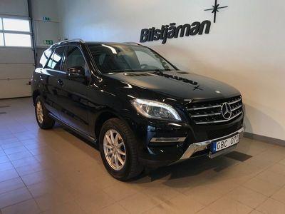 begagnad Mercedes ML350 BlueTEC 4M 4MATIC 7G-Tronic Plus Euro 6