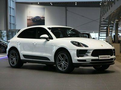 begagnad Porsche Macan