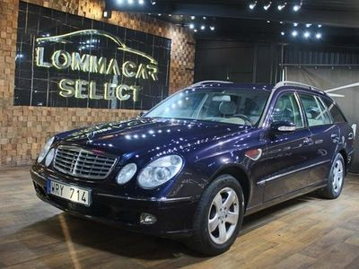 begagnad Mercedes E320 E BenzAUTOMAT DRAG 2004, Kombi 59 900 kr