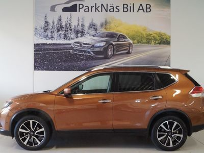 begagnad Nissan X-Trail 1,6 dci TEKNA NAVI EU6