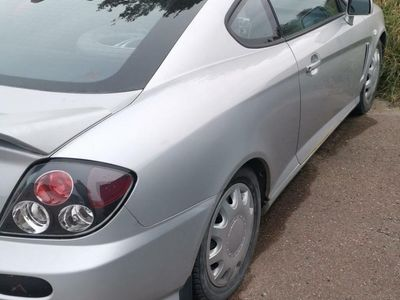 begagnad Hyundai Coupé