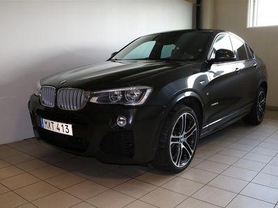 begagnad BMW X4 xDrive30d *2,95% ränta*