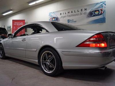 begagnad Mercedes CL500 306 HK AUT 79900 KR