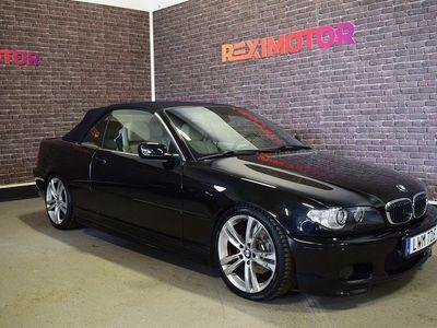 begagnad BMW 320 Ci Convertible 170hk Ny Besiktad