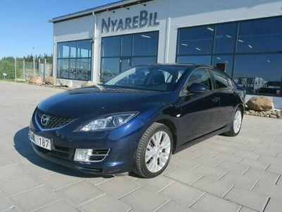 begagnad Mazda 6 Sedan 2.0 MZR-CD 140hk Dragkrok