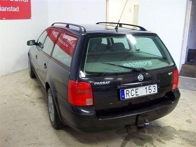 begagnad VW Passat Besiktigad,AC,Drag, Välvårdad