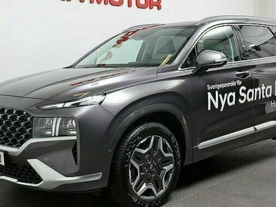 begagnad Hyundai Santa Fe HEV Essential 4WD Auto 7-Sits 2021, SUV Pris 494 900 kr