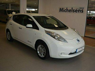 begagnad Nissan Leaf 30 kWh 109hk